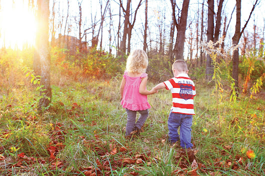 Confidence Boosting Benefits Of Playing Outdoors - The Butterfly Mother