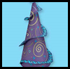 <strong>Whirl<br />  & Twirl Party Hats  : Fun Activities for Birthdays</strong>