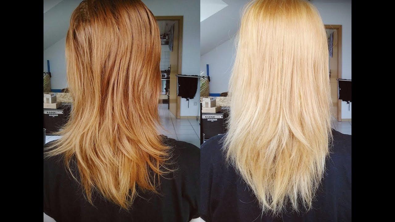 Haare Färben Mit Henna Youtube