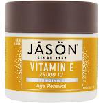 JASON Natural Products Moisturizing Age Renewal Vitamin E Creme 25000 IU 4 oz.