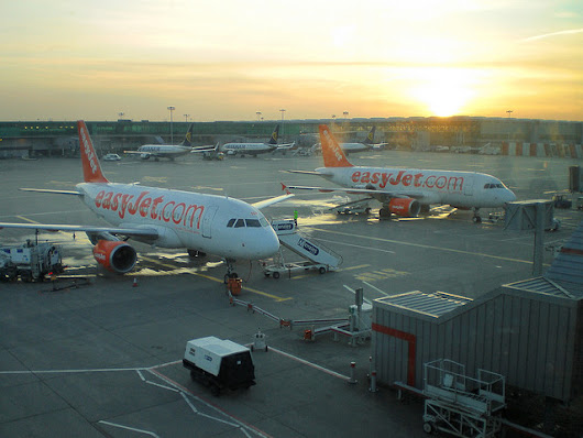 Getting to Stansted Airport from London - World Travel Chef