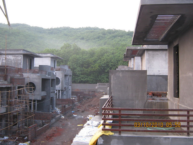 Shreeji Properties' Forest View Bungalows at Somatane PhataIMG_3224