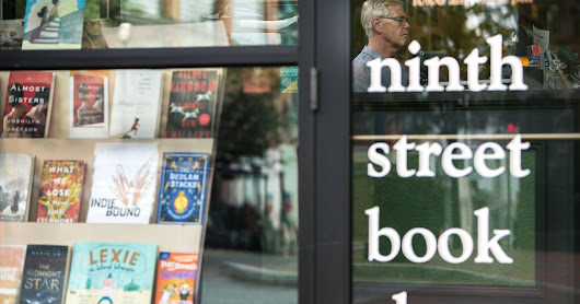 What will happen to Wilmington's Ninth Street Book Shop?
