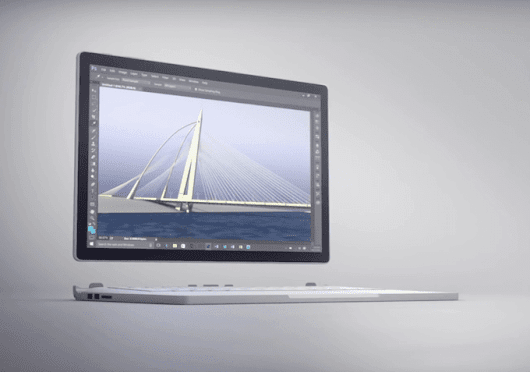 Microsoft's Surface Book i7 Looks Familiar But With More Graphics Power