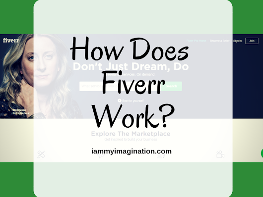 How Does Fiverr Work? - I Am My Imagination
