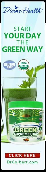 DrColbert.com - Green Supremefood! Click Here!