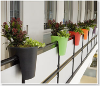 balcony planter