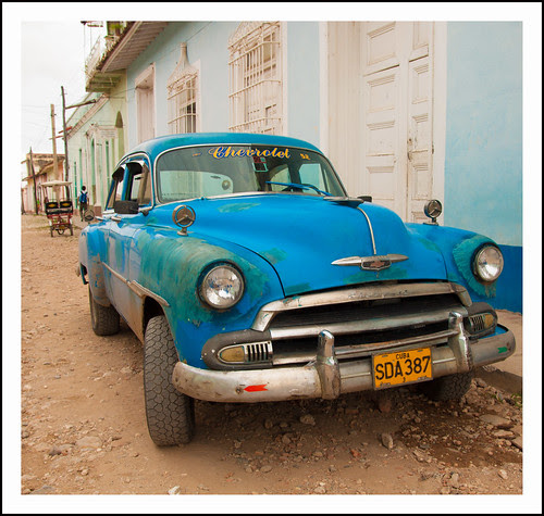 Cuba: Chevrolet by hans van egdom