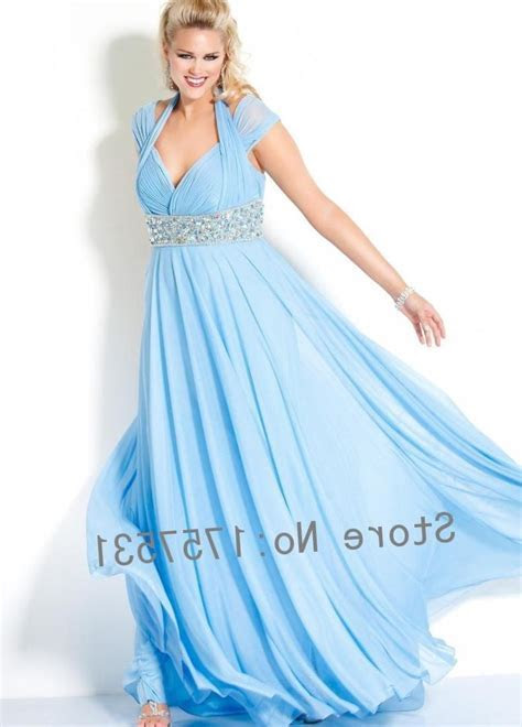 Plus size maid of honor dresses with sleeves   PlusLook.eu