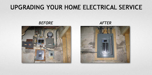 Knowing your Homes Electrical Service