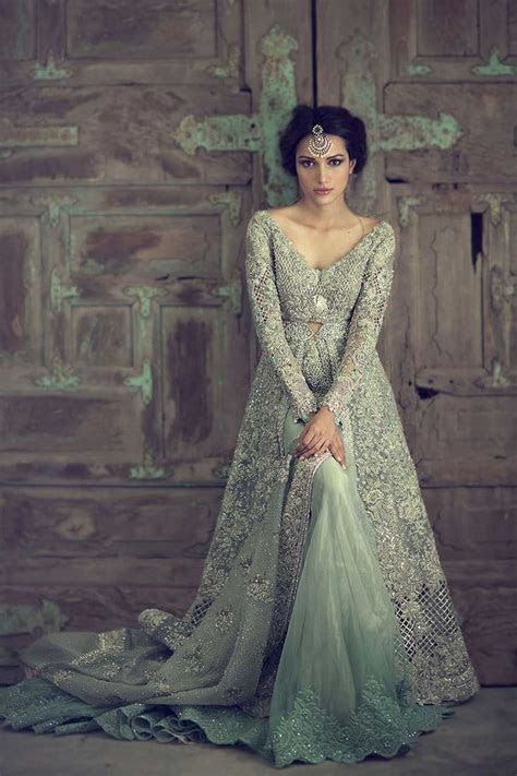 Pakistani Party and Wedding Wear Gown Dresses 2019