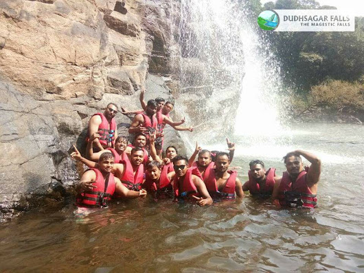 Dudhsagar falls Package | Jeep Booking | Spice Plantation - Goa
