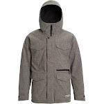 Burton Covert Insulated Jacket - Men's Bog Heather, M