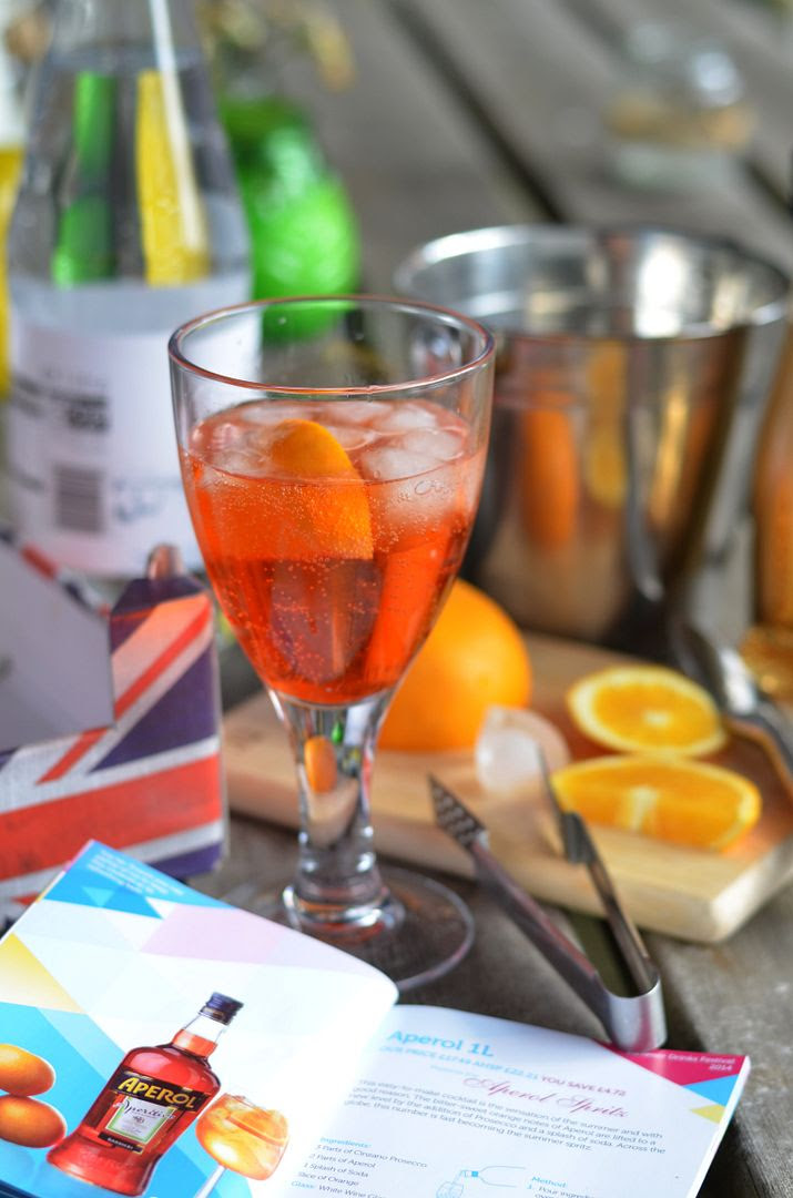 Perfect Summer Drink - Aperol Spritz