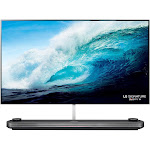 "LG 77"" WebOS 3.5 Smart 4K Ultra HD Wallpaper OLED HDTV (OLED77W7P)"