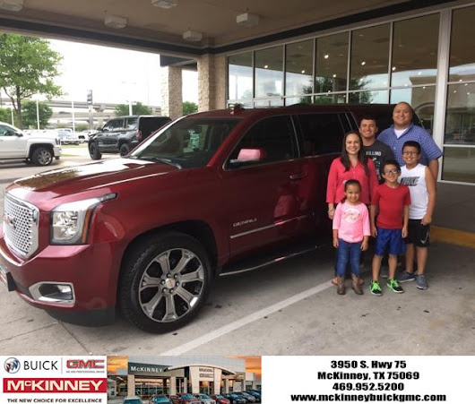 McKinney Buick GMC Customer Reviews Testimonials | Page 1