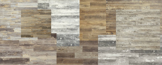 The Farmhouse Manor Rigid Core Luxury Vinyl FLooring Collection