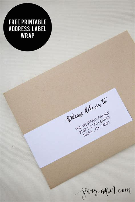 25  Best Ideas about Address Labels on Pinterest   Return