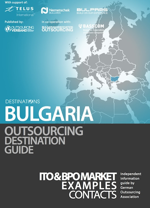 Outsourcing Destination Guide Bulgaria