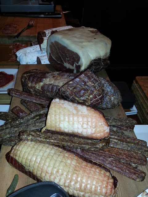 meats at grain