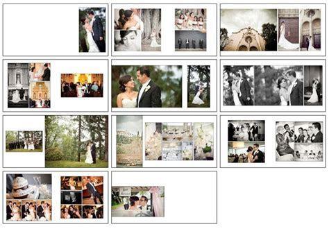 Wedding Album Template   Classic Design 2   WHCC Album