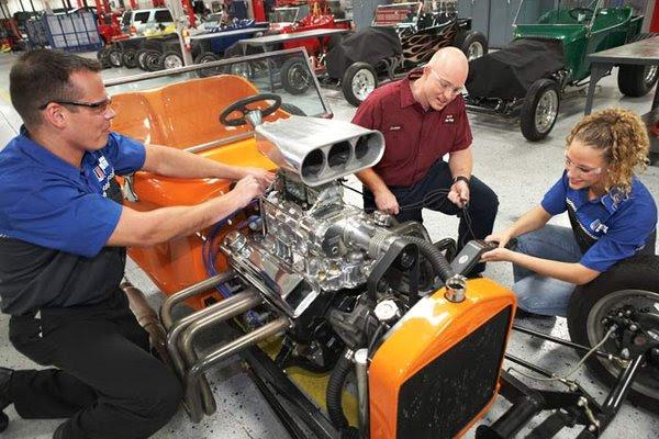 Auto Mechanic Training Vocational Schools