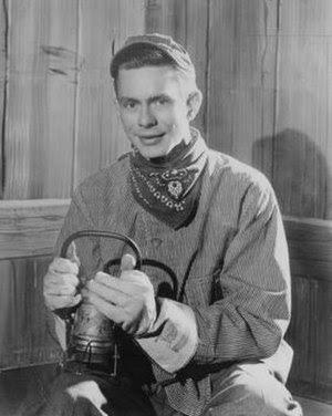 "Publicity photo of Ron Penfound as ""Capta..."