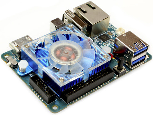 ODROID-XU4 Development Board Price Drops to $59, Now Supports Linux 4.9 LTS