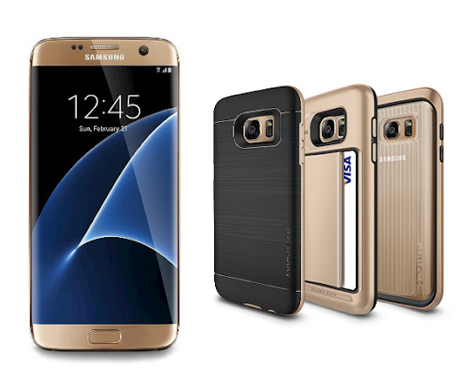 VRS Design & Flossy Carter Galaxy S7 Edge Giveaway