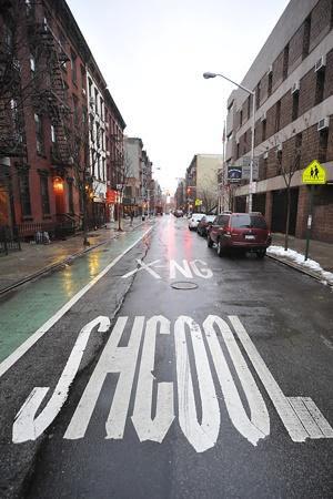 Just My Typo: shcool typo in New York