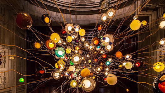 BeautifulNow is Beautiful Now | 10 Extraordinary Lighting Designs to Delight You Now