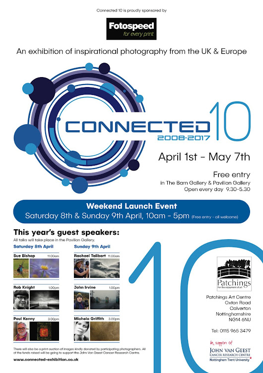 #ConnectedTEN 10th Anniversary Exhibition (with images, tweets) · Axeman3uk