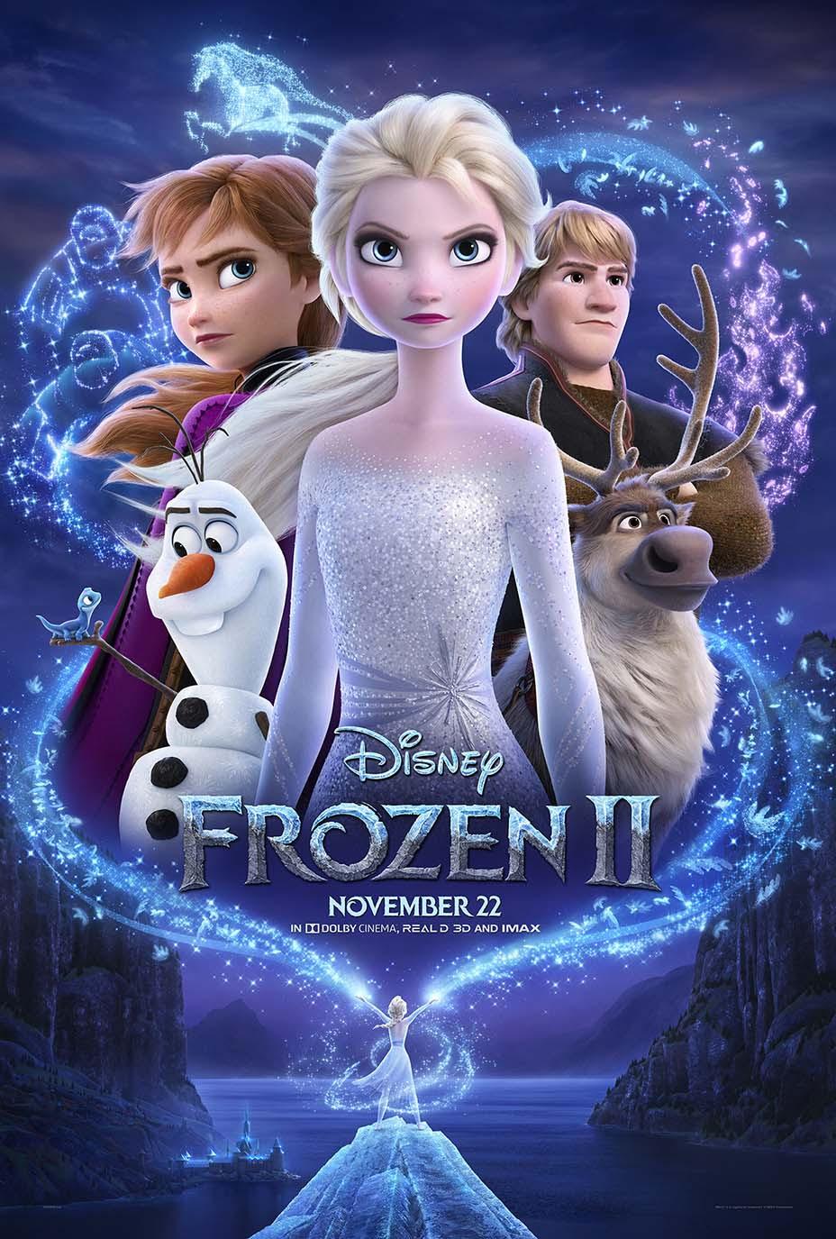 Movie Wallpaper Frozen 2 Wallpaper