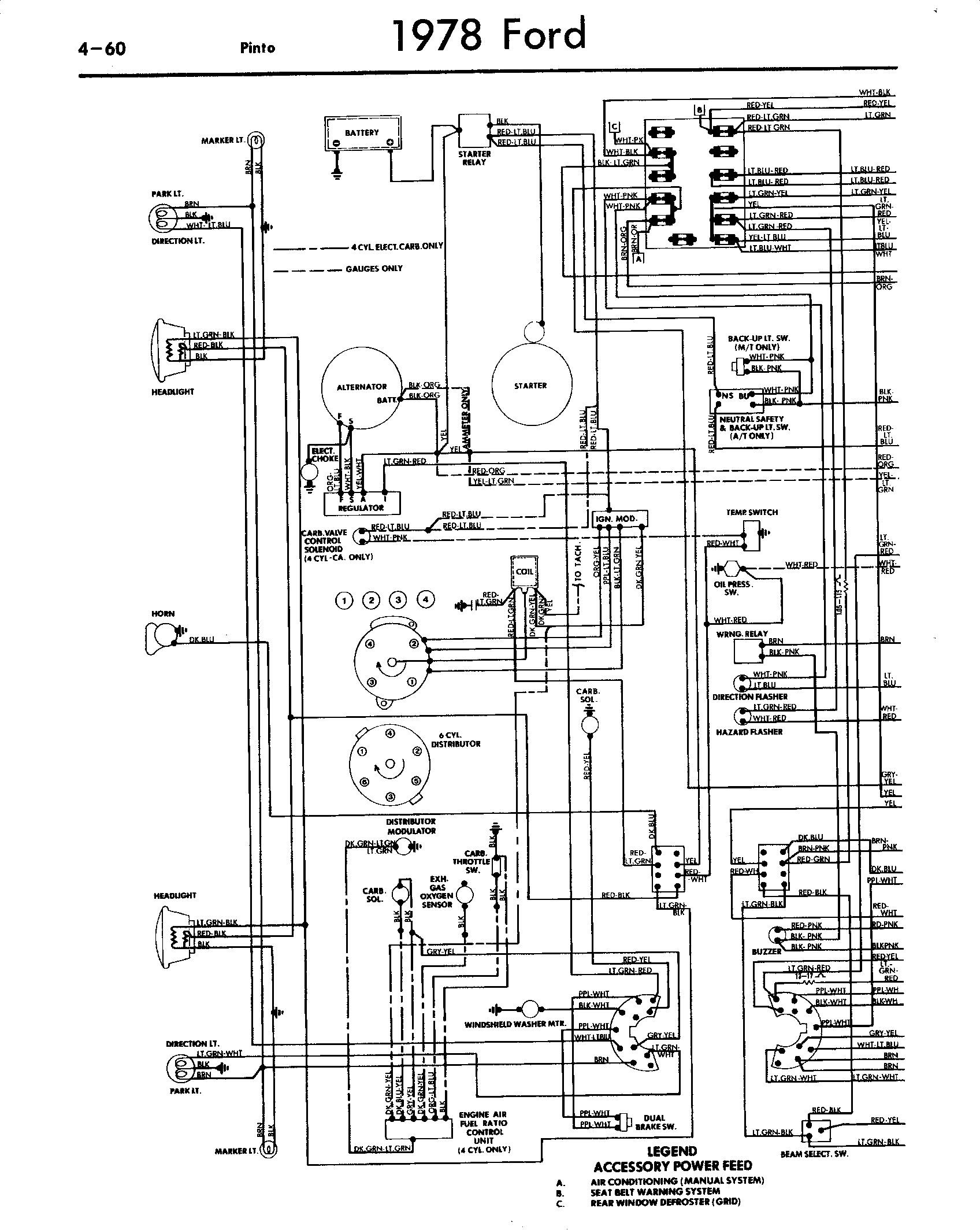 1978 Ford F 150 Wiring Harnes