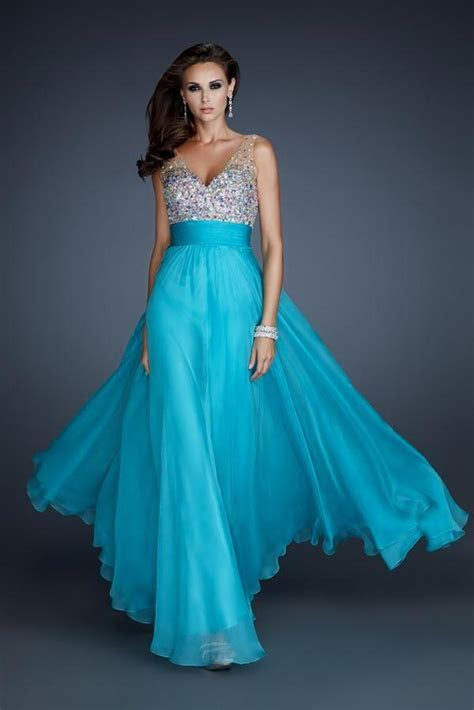 Purple And Turquoise Wedding Dress