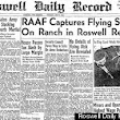 Ex-CIA Agent Says Roswell UFO Was Definitely Out Of This World