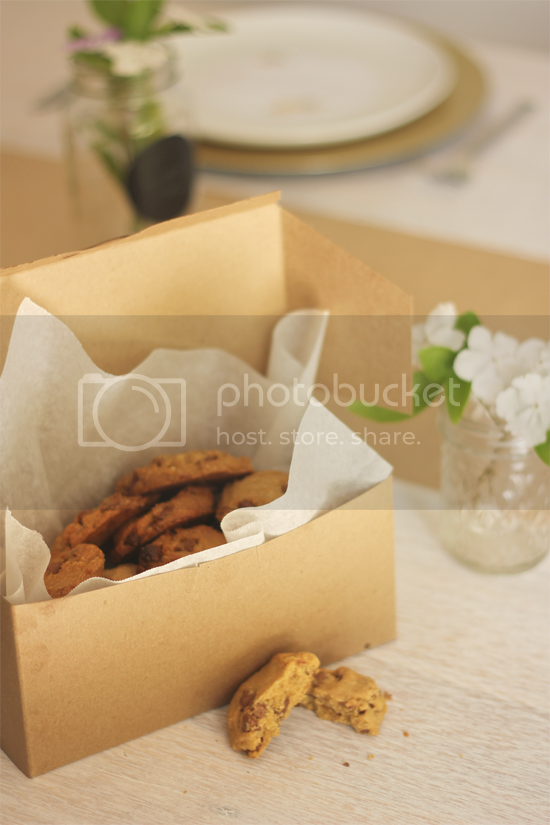 Canadian Thanksgiving Cookie box