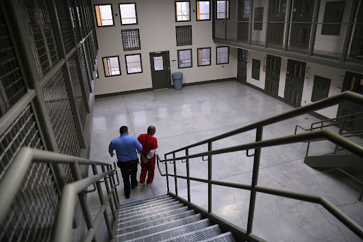 Homeland Security Splits with Justice Department on Private Prisons