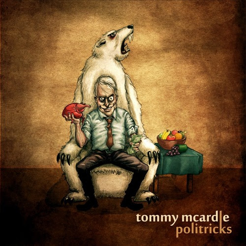Politricks (mastered) by Tommy McArdle