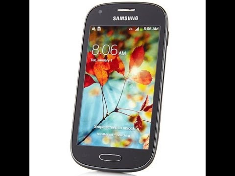 Samsung Galaxy Light 4G LTE NoContract Smartphone YouTube