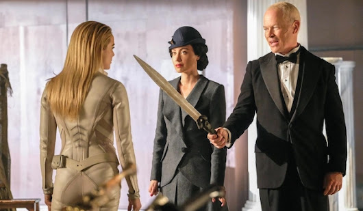 TV Review: LEGENDS OF TOMORROW: Season 3, Episode 6: Helen Hunt [The CW] | FilmBook
