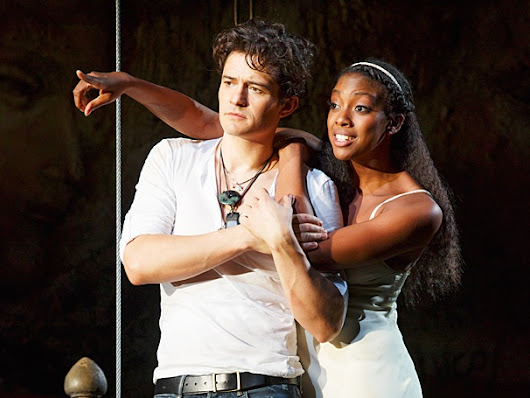 Romeo and Juliet, Starring Orlando Bloom & Condola Rashad, Will Hit Movie Theaters Nationwide in February