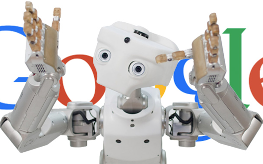 Are maps and localization driving Google's robot strategies?