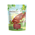 Organic Sun-dried Tomatoes, 22 Pounds - by Food to Live