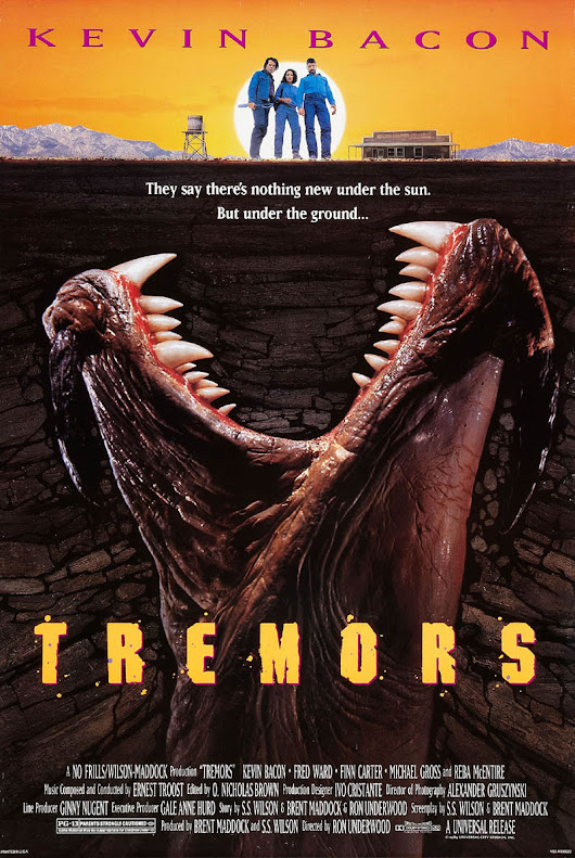 200 Items Or Less: Tremors (1990)