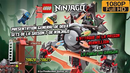 Communaut lego ninjago en fran ais ninjago saison 7 les contr leurs du temps community - Lego ninjago saison 7 ...