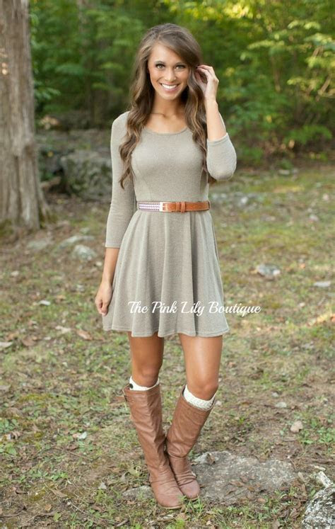 Best 25  Fall dresses ideas on Pinterest   Dress with