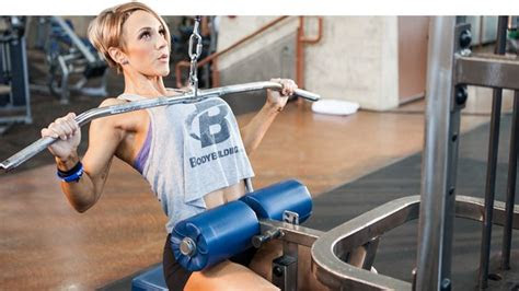 ultimate beginners machine workout  women