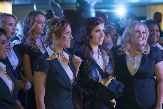 Win a Copy of Pitch Perfect 3 Blu-ray + DVD + Digital Pack