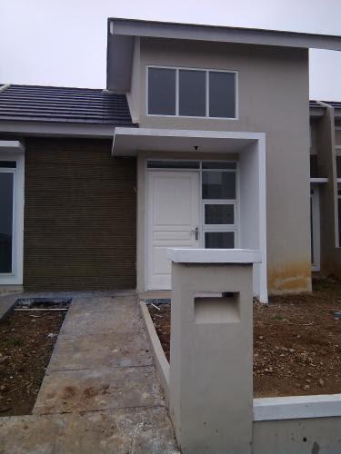 Sewa Rumah di Perumahan Citra Indah Cluster Bukit Anyelir